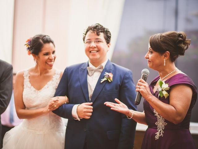 El matrimonio de Alonso y Claudia en Cieneguilla, Lima 64