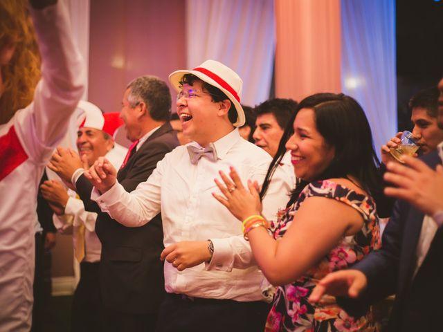 El matrimonio de Alonso y Claudia en Cieneguilla, Lima 75