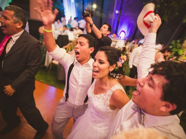 El matrimonio de Alonso y Claudia en Cieneguilla, Lima 79