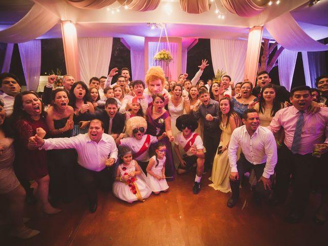 El matrimonio de Alonso y Claudia en Cieneguilla, Lima 80