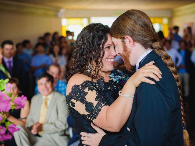 El matrimonio de Joshua y Mavi en Miraflores, Huanuco 9