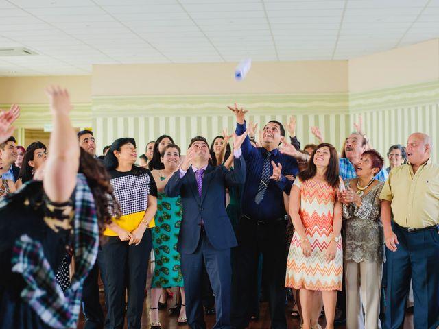 El matrimonio de Joshua y Mavi en Miraflores, Huanuco 12
