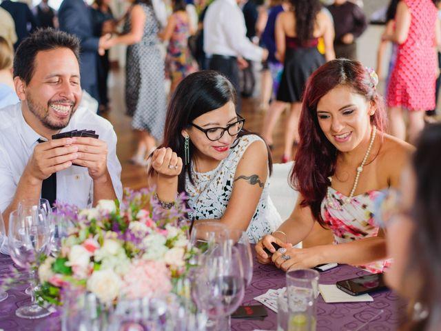 El matrimonio de Joshua y Mavi en Miraflores, Huanuco 15