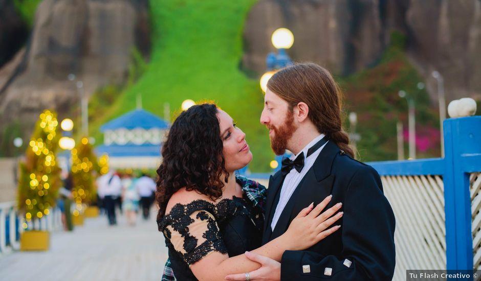 El matrimonio de Joshua y Mavi en Miraflores, Huanuco