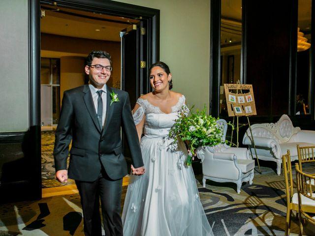 El matrimonio de Teresa y José