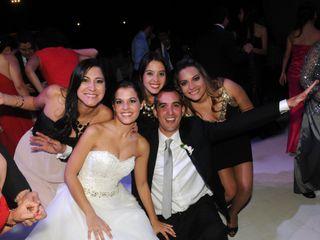 El matrimonio de Sandra y Diego 1