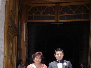 El matrimonio de Sheila y Armando 3
