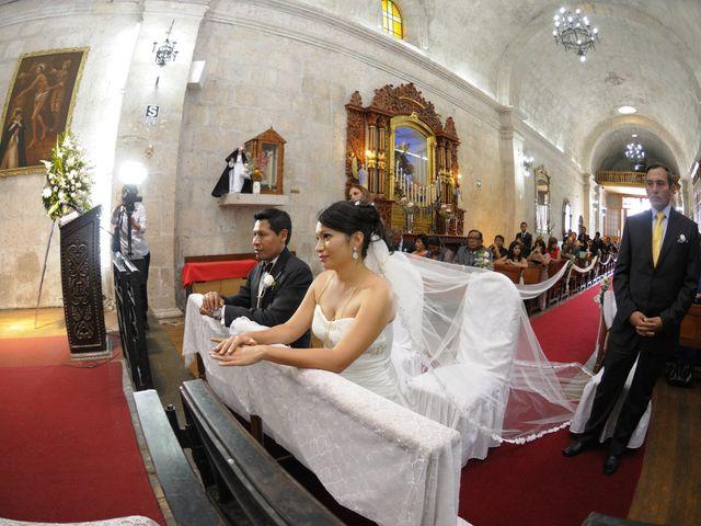 El matrimonio de Sheila y Armando