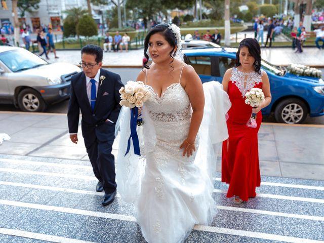 El matrimonio de Danilo y Liss en Chiclayo, Lambayeque 51
