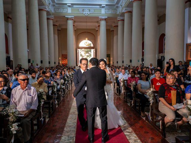 El matrimonio de Danilo y Liss en Chiclayo, Lambayeque 56