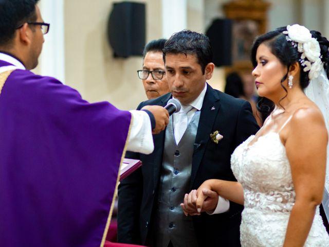 El matrimonio de Danilo y Liss en Chiclayo, Lambayeque 58