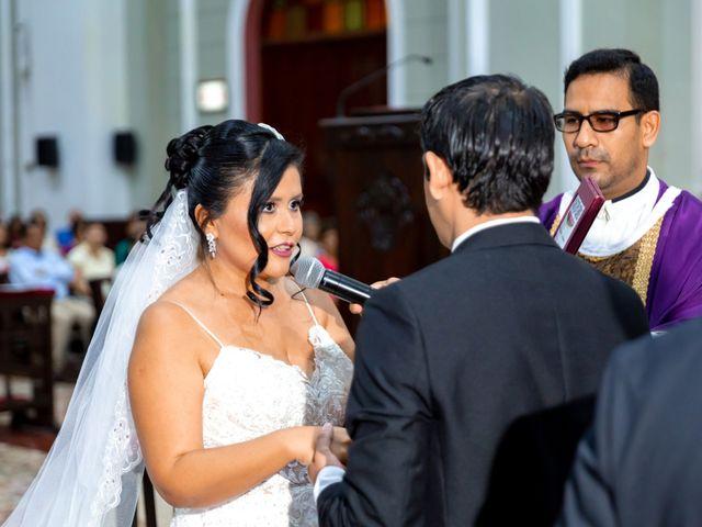 El matrimonio de Danilo y Liss en Chiclayo, Lambayeque 60