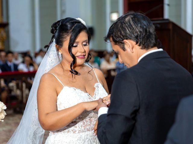 El matrimonio de Danilo y Liss en Chiclayo, Lambayeque 63