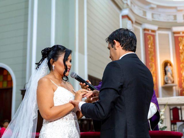 El matrimonio de Danilo y Liss en Chiclayo, Lambayeque 64