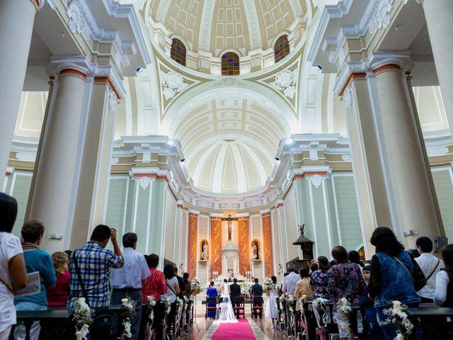 El matrimonio de Danilo y Liss en Chiclayo, Lambayeque 68
