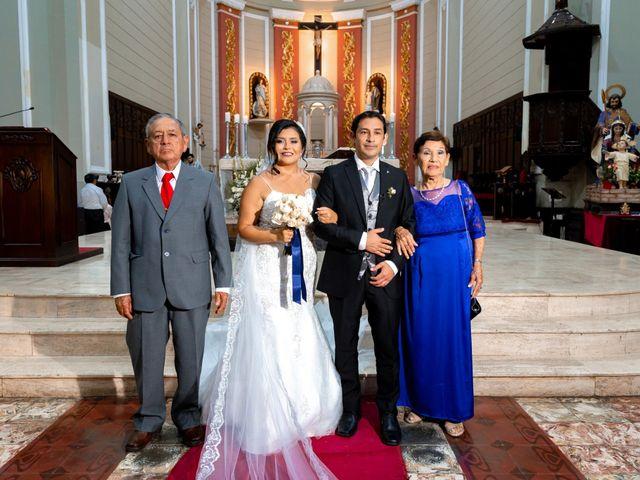 El matrimonio de Danilo y Liss en Chiclayo, Lambayeque 76