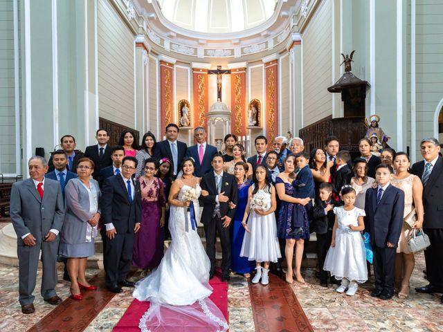 El matrimonio de Danilo y Liss en Chiclayo, Lambayeque 78