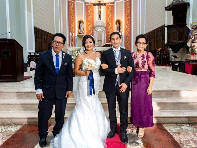 El matrimonio de Danilo y Liss en Chiclayo, Lambayeque 79