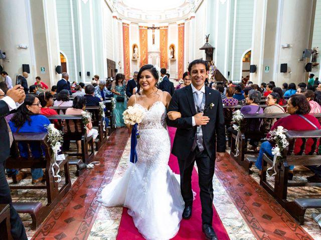 El matrimonio de Danilo y Liss en Chiclayo, Lambayeque 80