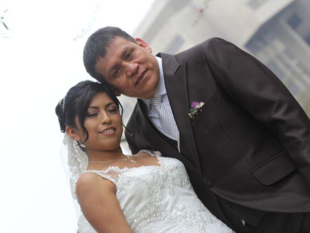 El matrimonio de Maritza y Ricardo