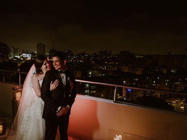 El matrimonio de Grazia y Enrique
