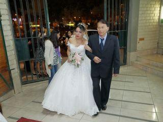 El matrimonio de Lisset y Ever 2
