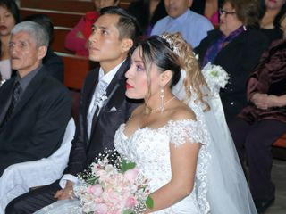 El matrimonio de Lisset y Ever 3
