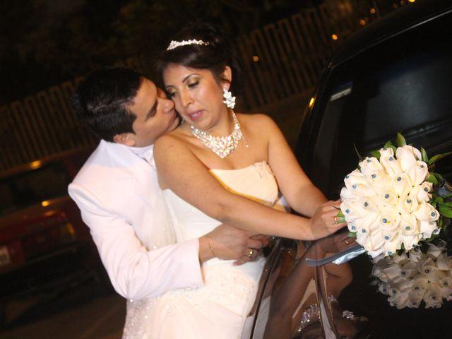 El matrimonio de Jacqueline y Juan Pablo