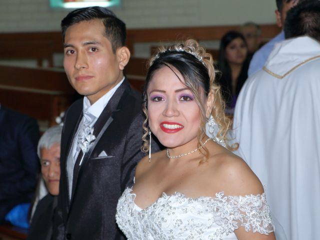 El matrimonio de Lisset y Ever