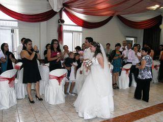 El matrimonio de Solange y Tonny 1