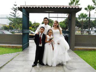 El matrimonio de Solange y Tonny 2