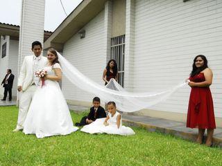 El matrimonio de Solange y Tonny 3