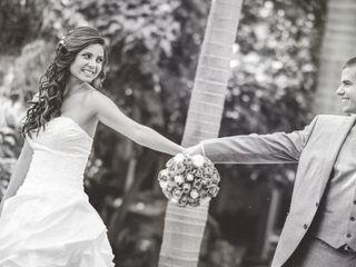 El matrimonio de Patricio y Maria Gracia 2