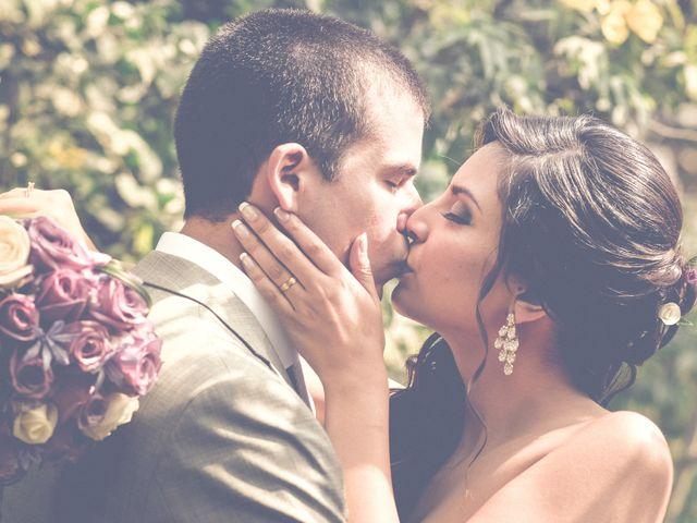 El matrimonio de Patricio y Maria Gracia