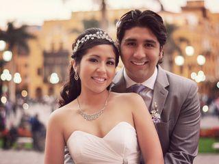 El matrimonio de Mercedes y Marco 1