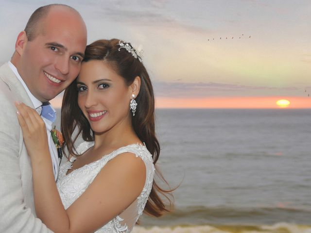 El matrimonio de Erika y José Manuel