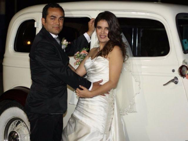 El matrimonio de Lucia y Mauricio
