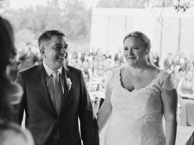 El matrimonio de Sandra y Erick
