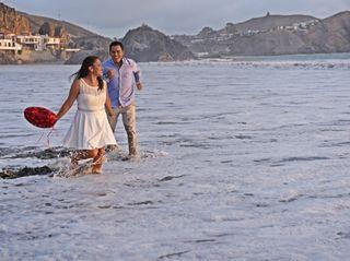 El matrimonio de Zindy y Javier 3