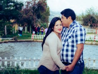 El matrimonio de Saly y Luis 2