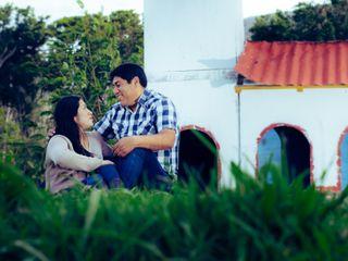El matrimonio de Saly y Luis 3