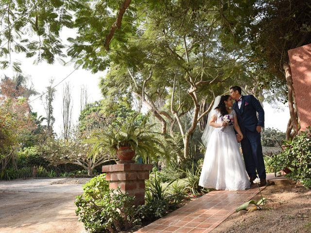 El matrimonio de Juana y Cesar