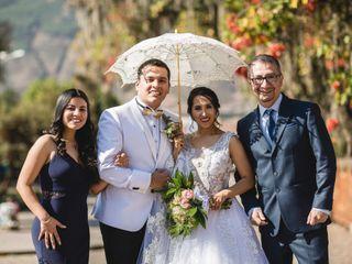 El matrimonio de Karina y Enzo 2