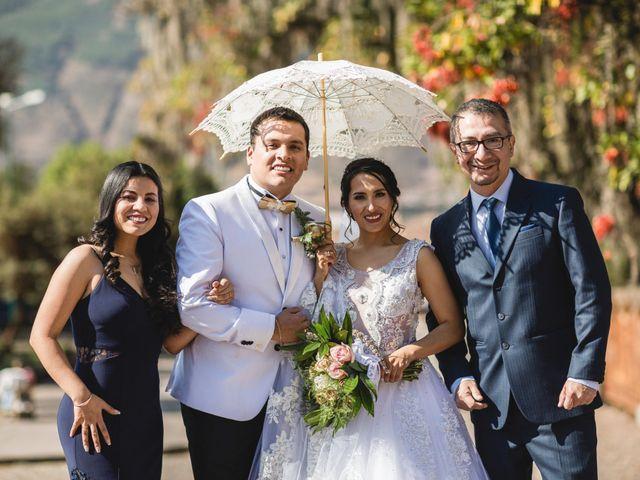 El matrimonio de Enzo y Karina en Andahuaylillas, Cusco 2