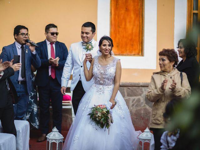 El matrimonio de Enzo y Karina en Andahuaylillas, Cusco 4