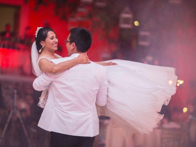 El matrimonio de Enzo y Karina en Andahuaylillas, Cusco 11
