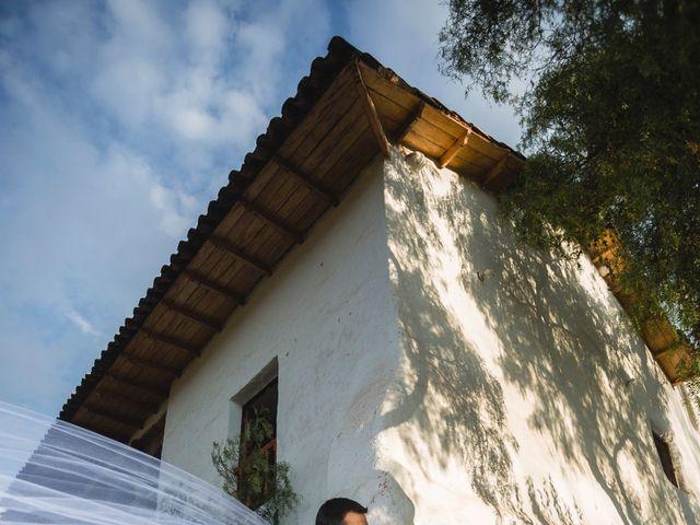 El matrimonio de Enzo y Karina en Andahuaylillas, Cusco 1