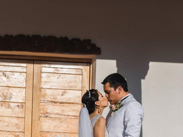 El matrimonio de Enzo y Karina en Andahuaylillas, Cusco 18