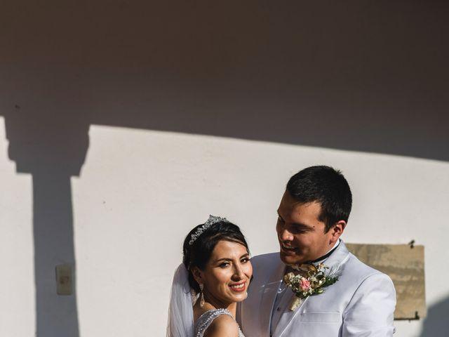 El matrimonio de Enzo y Karina en Andahuaylillas, Cusco 19