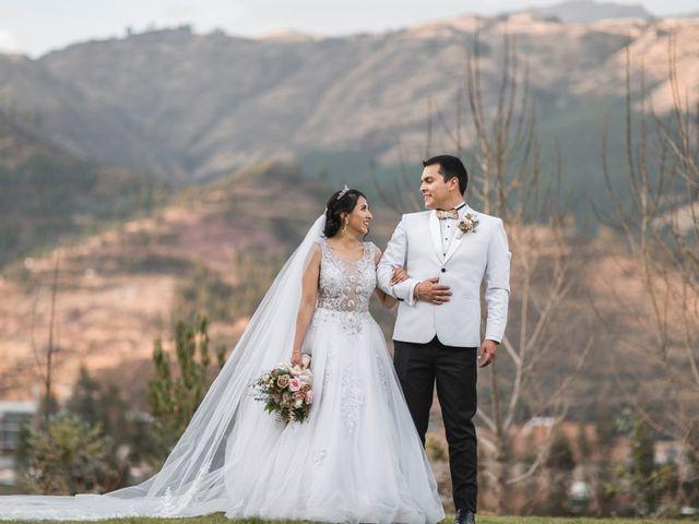 El matrimonio de Enzo y Karina en Andahuaylillas, Cusco 21